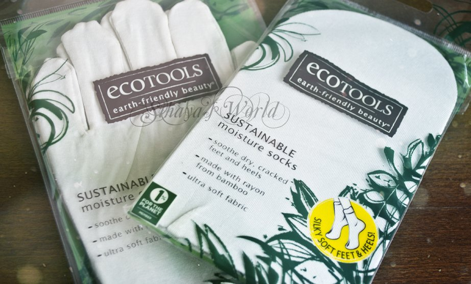 Ecotools Sustainable Moisture Socks