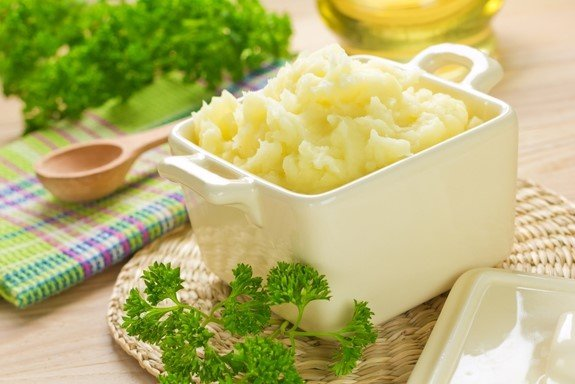 Картофельное пюре - рецепт