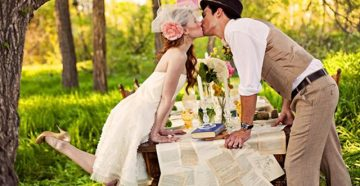 Какая свадьба в 2 года