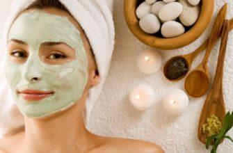 Альгинатная маска: состав и свойства