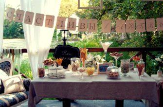 Свадьбы 4 года какая это годовщина и что подарить на льняную свадьбу