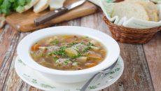 Суп с фрикадельками по классическому рецепту