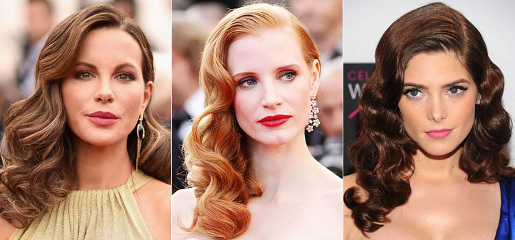 Биозаливка волос: Голливудская волна
