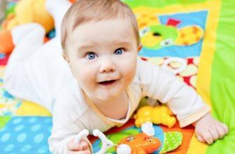 Развитие ребенка в 4 месяца: Мышление малыша