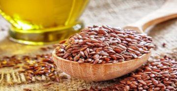 Кому нужно принимать семена льна?