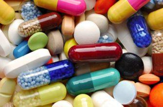 Противовоспалительные препараты от цистита