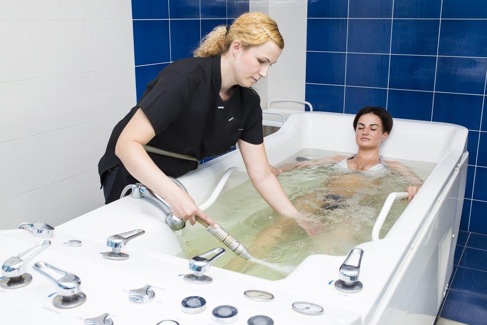 Как проводят процедуру и принимают радоновые ванны