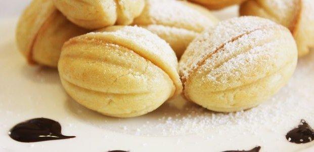 Самое мягкое и сладкое печенье со сгущёнкой?