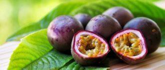 Маракуйя: Что это за фрукт, и с чем его едят?