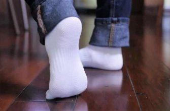 Фото. Как отстирать белые носки в домашних условиях